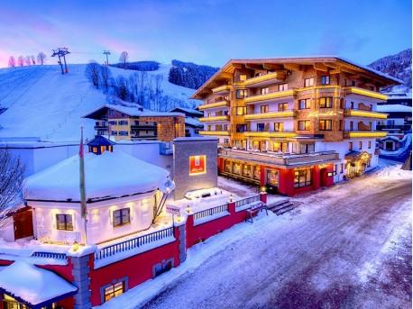 Hotel Kendler – Saalbach-Hinterglemm, Salzburg