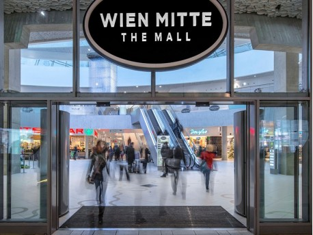 Wien Mitte - The Mall