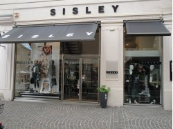 SISLEY - Klagenfurt und Villach, Kärnten
