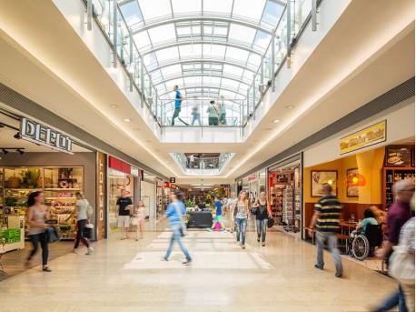 DEZ Einkaufszentrum – Innsbruck, Tirol