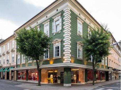 Grüner – Klagenfurt, Kärnten