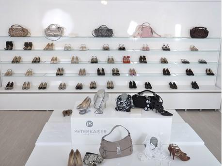 Schuhe in der Stadt - Eisenstadt, Burgenland