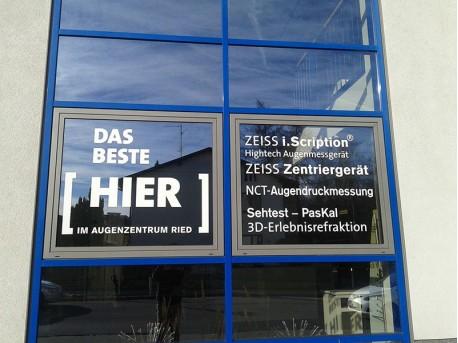 Pixner Augenoptik– Ried im Innkreis, Oberösterreich