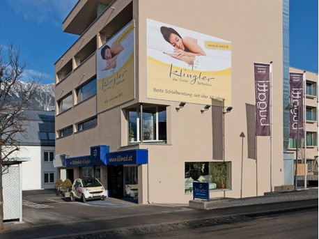 Klingler Bettenstudio – Innsbruck, Tirol