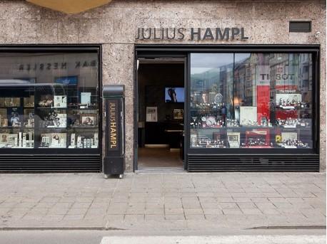 Julius Hampl – Innsbruck, Tirol