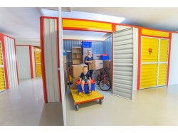 Lagerzentrum Self-Storage Klagenfurt