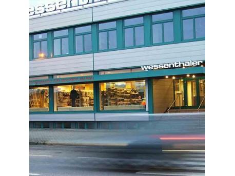 Wessenthaler Baustoffvertriebs GmbH