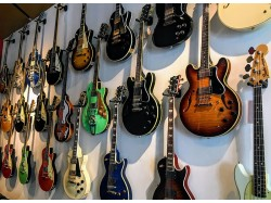 Guitar Store Make Music