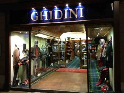 GHIDINI Exclusive Herrenmode