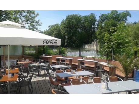 Cafe InSass / Sunset Garden
