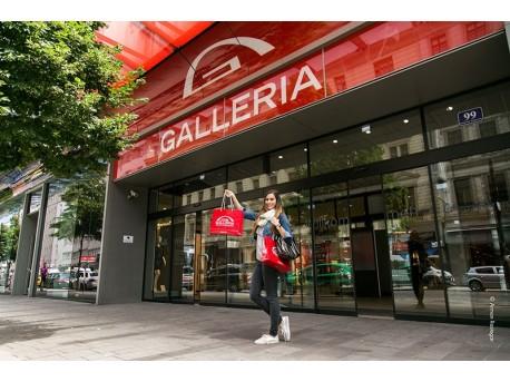 Einkaufszentrum Galleria Landstraße
