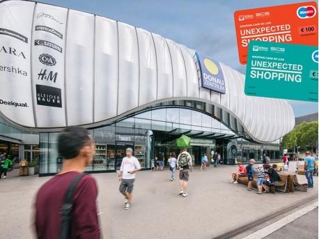Donauzentrum - Einkaufszentrum