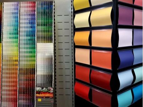 Farben Hütter