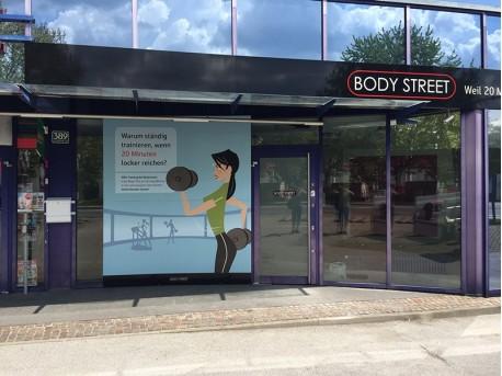 Fitnessstudio Body Street