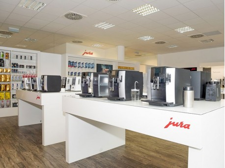 JURA Store Salzburg operated by EVG
