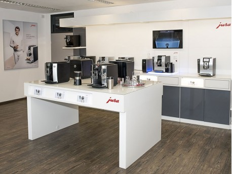 JURA Store Graz operated by COFFICE