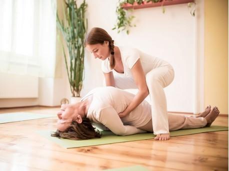 Zeitoase - Energetik, Yoga, Massage