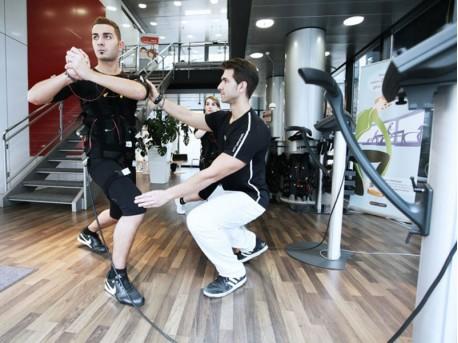 Bodystreet Wien - EMS-Training